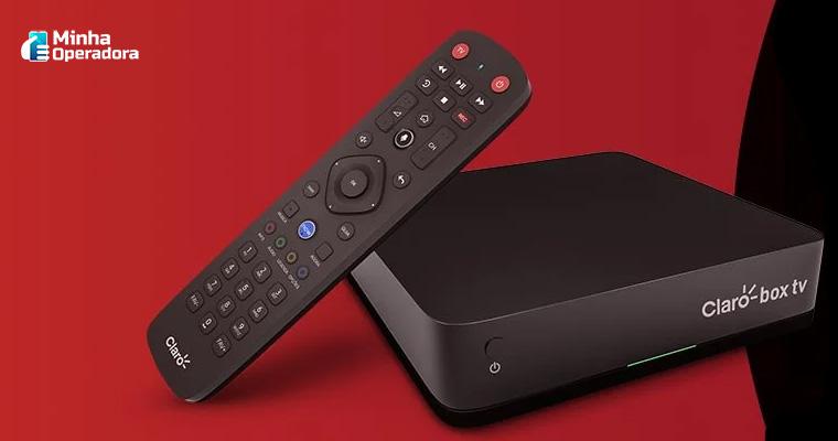 Claro Box TV é liberada para mais regiões