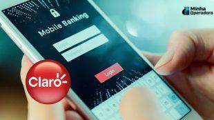 Claro entra oficialmente no mercado das contas digitais