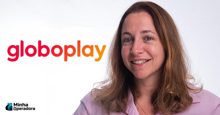Ana Carolina Lima, Head de Conteúdo do Globoplay. Imagem: Paulo Márcio Gomide