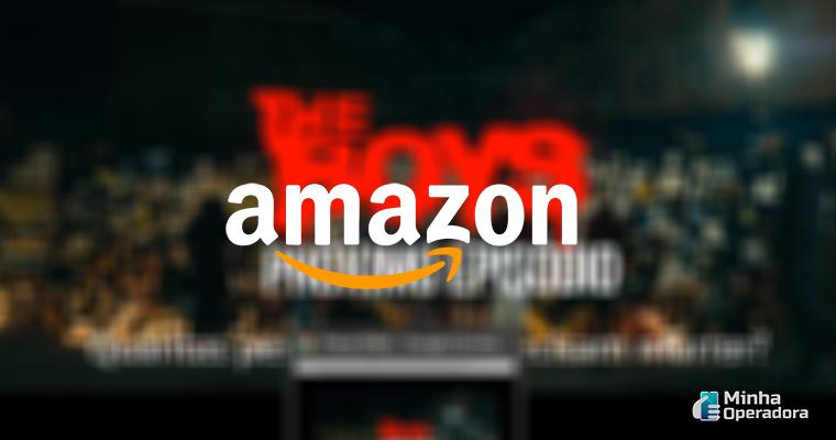 Ilustração Amazon