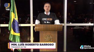Ministro Barroso quer leilão técnico para o 5G