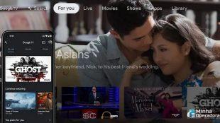 Netflix fica de fora da Google TV; entenda