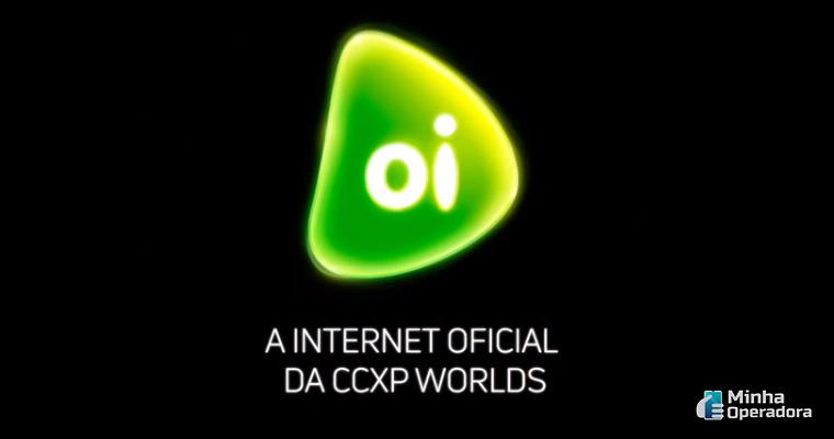 Divulgação Oi e CCXP Worlds
