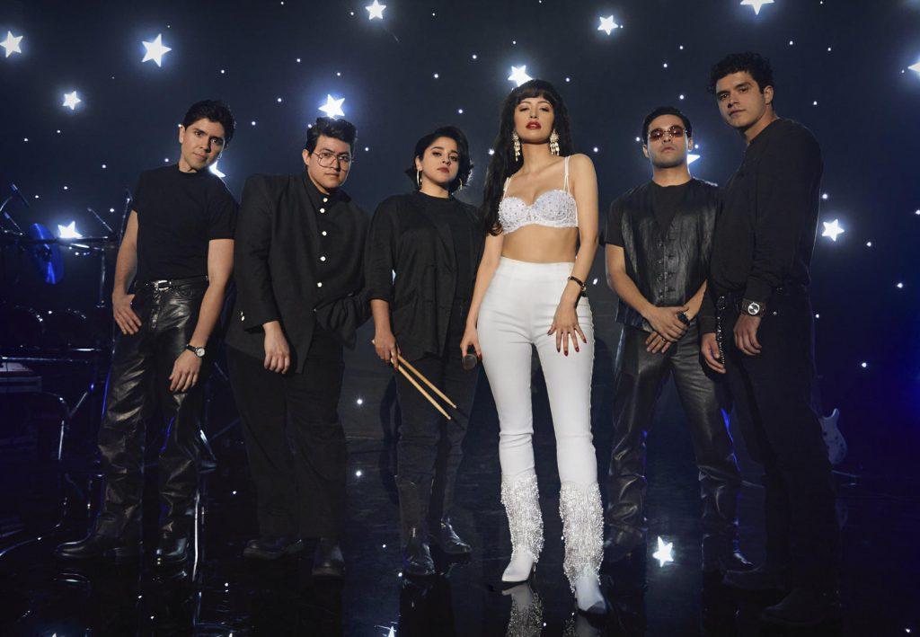 Selena: A Série. Imagem: Divulgação Netflix