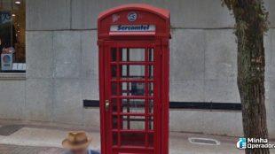 Sercomtel desiste de retirar cabines inglesas, que terão Wi-Fi