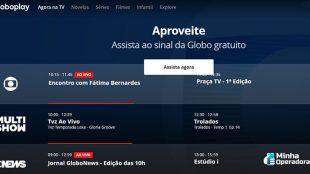 Streaming: Globoplay recebe afiliada e NOW ganha novo canal