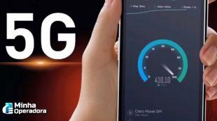 Claro anuncia as 12 novas cidades que receberão a rede 5G DSS