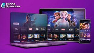Cliente Vivo ganha 1 mês grátis de Disney Plus