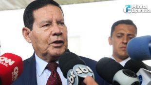 Mourão minimiza declaração de Eduardo Bolsonaro sobre a China