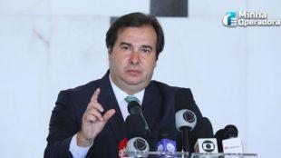 Rodrigo Maia minimiza 'ajuda' dos EUA para o 5G no Brasil