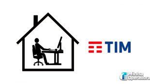 TIM adota call center em home office de forma permanente