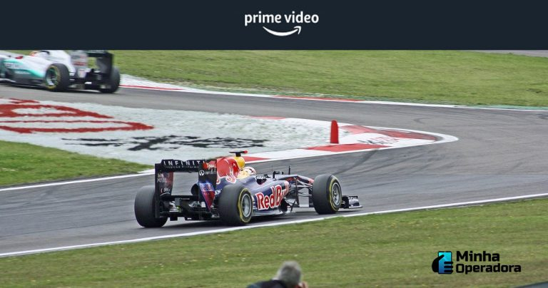 Amazon Prime Vídeo pode transmitir Fórmula 1