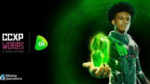 CCXP Worlds vira estratégia para emplacar vendas no Oi Place