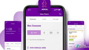 Clientes da Vivo vão receber dados móveis para 'presentear' amigos