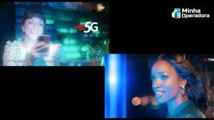 Comercial da TIM confirma '5G DSS' para telefonia móvel