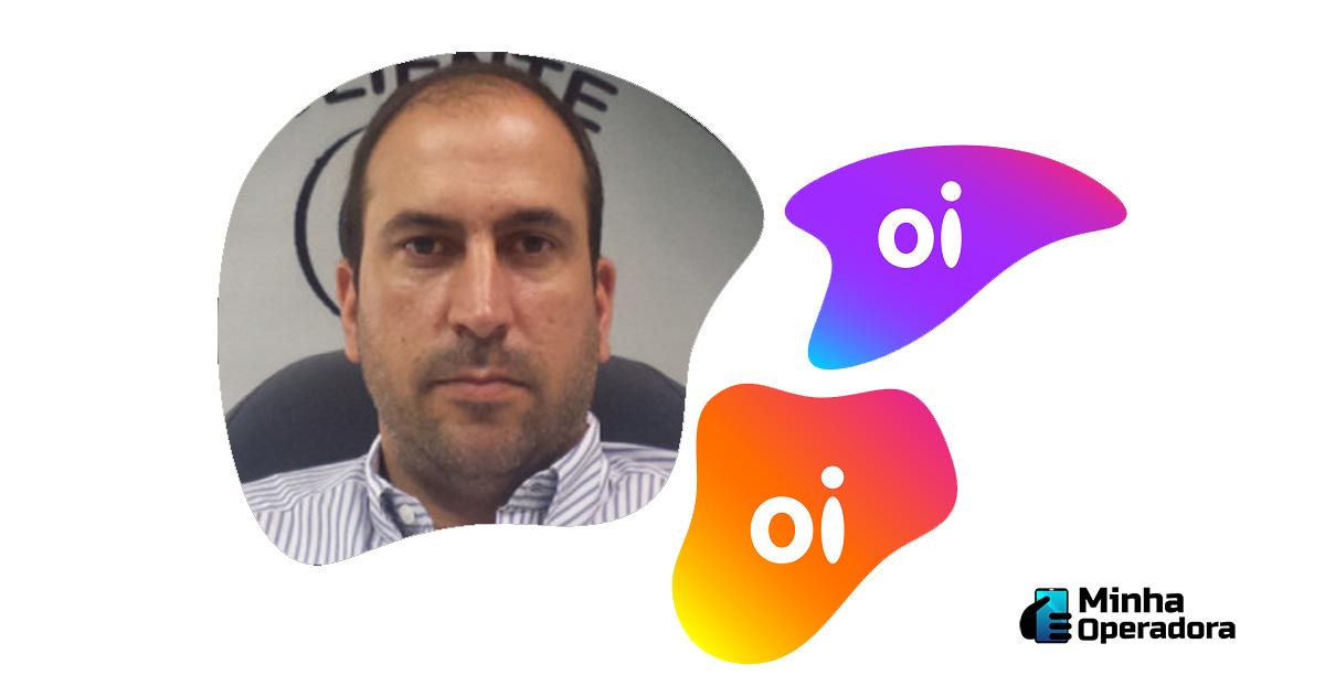 Imagem: André Luis Ituassú, diretor da Oi - Divulgação LinkedIn