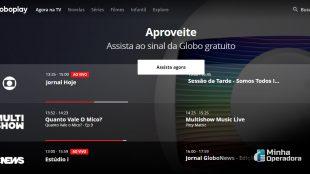 Globoplay ganha sinal de mais 7 afiliadas da TV Globo