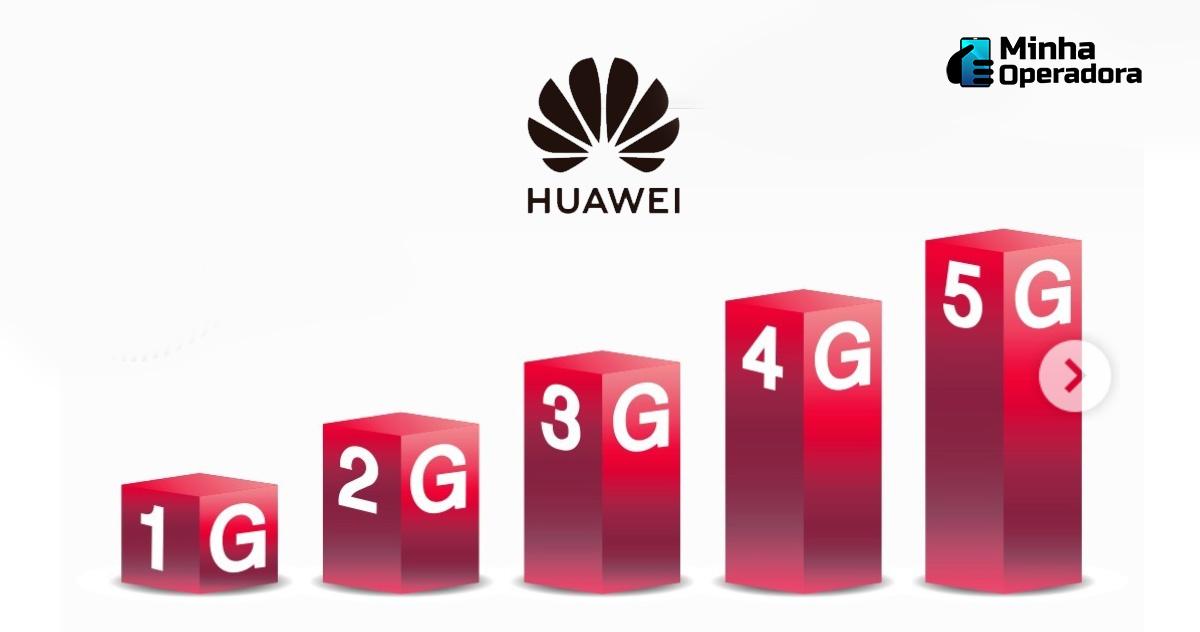 Divulgação Huawei (Instagram)