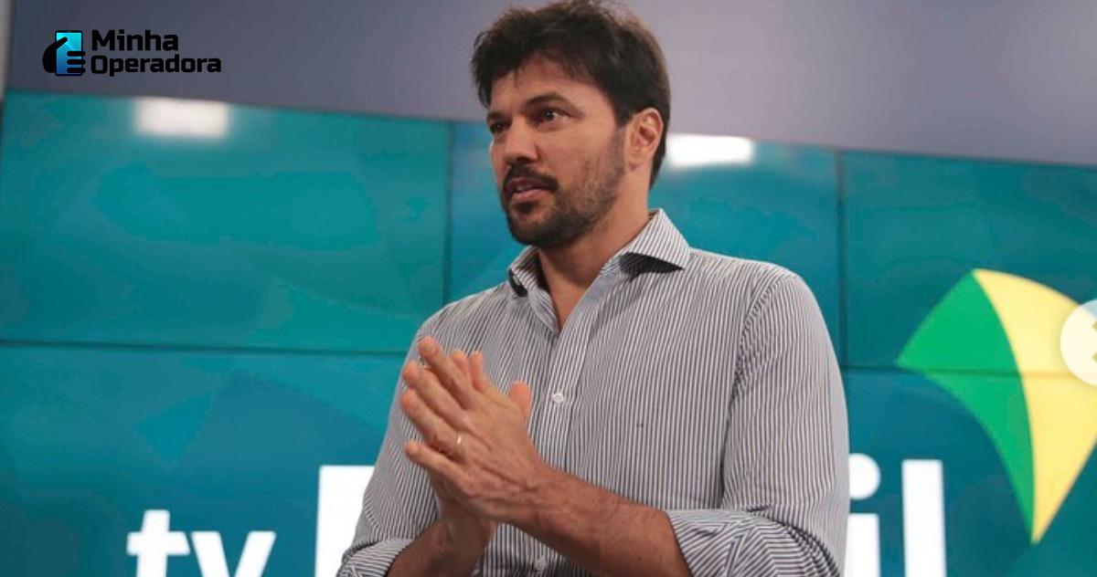 Imagem: Fábio Faria, ministro das Comunicações - Divulgação Instagram