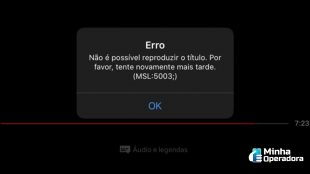 Netflix quase ficou fora do ar no Brasil