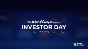 Novo streaming da Disney ganha data de lançamento