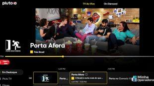 Pluto TV vai ganhar mais canais; conheça