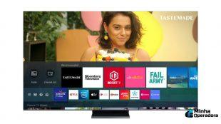 Samsung lança streaming com IPTV grátis no Brasil