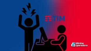 Cliente da TIM vira pós-pago sem solicitar alteração