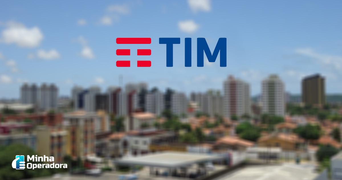 Ilustração - TIM no Rio Grande do Norte