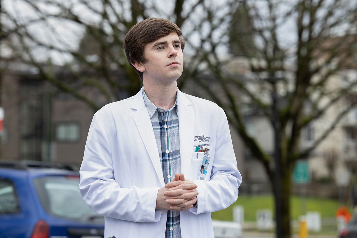 The Good Doctor. Imagem: KG/Globo Imprensa