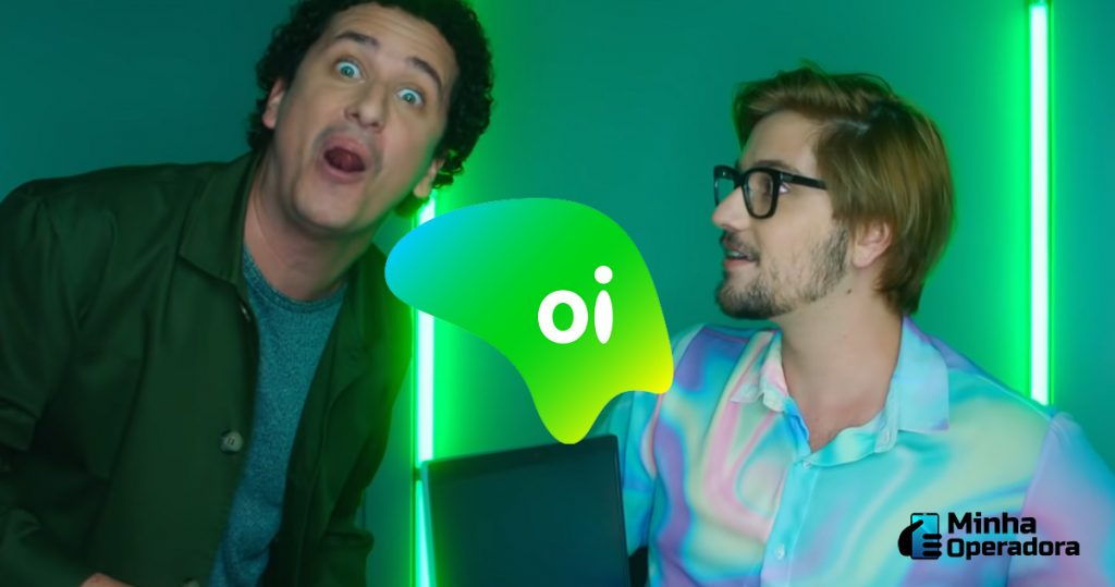 Imagem: Divulgação Comercial da Oi (Reprodução YouTube)