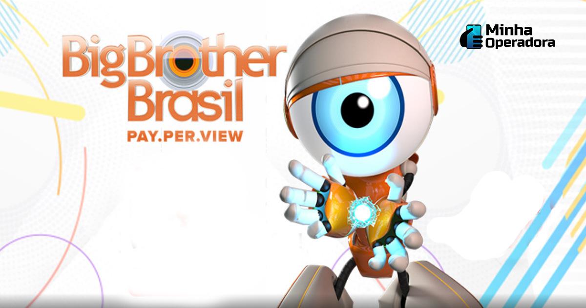 Imagem: Divulgação do BBB21 na SKY