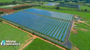 Algar Telecom inaugura a sua segunda usina solar