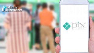 Banco Central anuncia que conta de celular poderá ser paga pelo Pix
