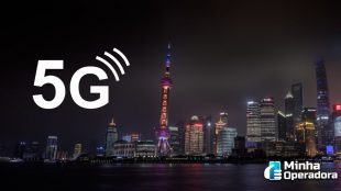 China já conta com 226 milhões de celulares 5G