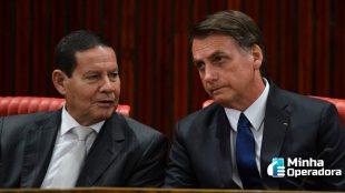 Mourão volta a defender a Huawei nas redes 5G do Brasil