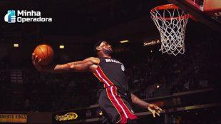 NBA League Pass: Cliente Vivo tem 50% de desconto e 1º mês grátis