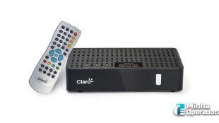 Novo canal chega na Claro TV