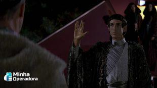 Títulos de 'Star Trek' deixam o catálogo do Prime Video