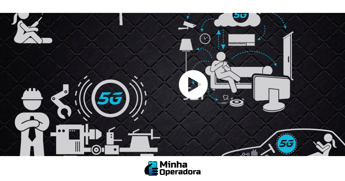 Anúncio do 5G da AT&T