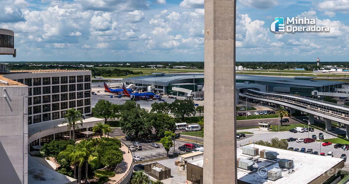 Aeroporto Internacional de Tampa