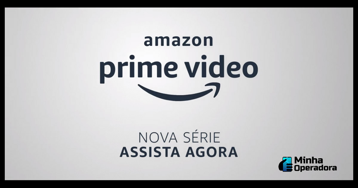 Propaganda do Amazon Prime Video