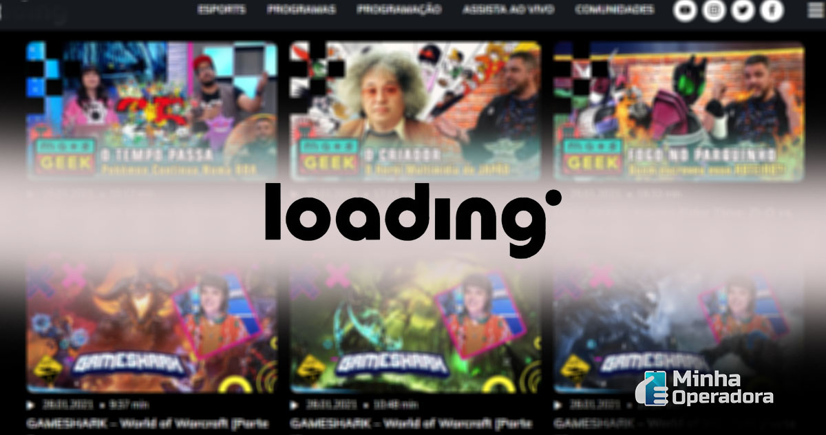 Site da Loading