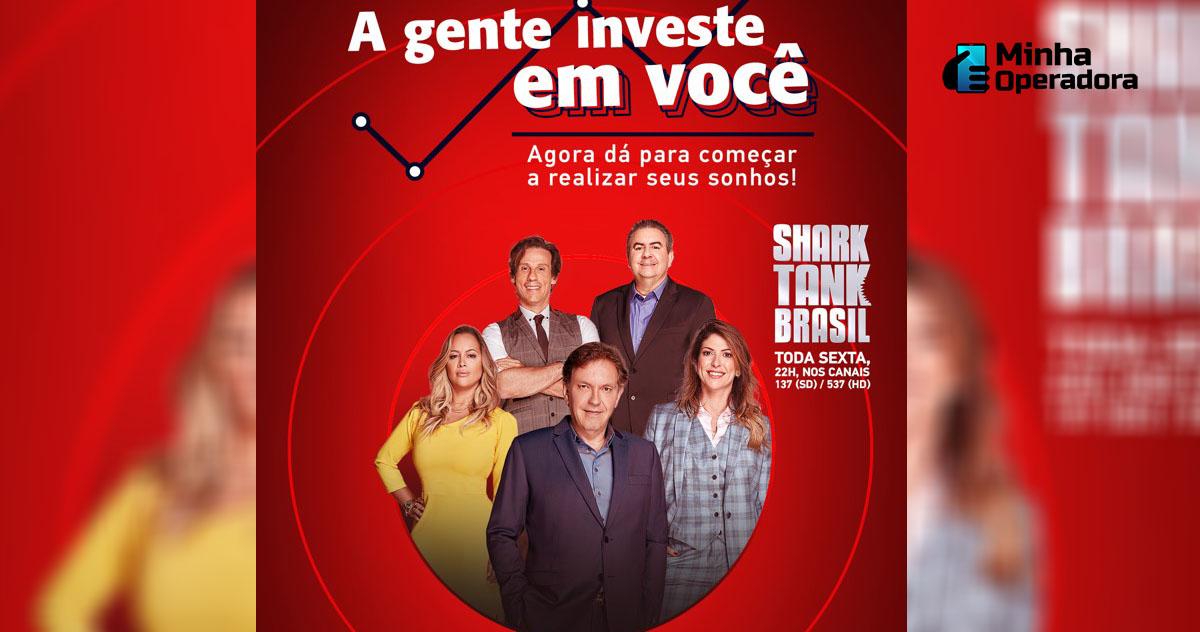 Shark Tank - Divulgação SKY