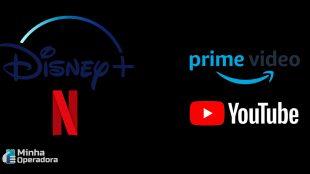 Netflix, Disney+, YouTube e outros podem sofrer bloqueio