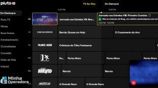 Pluto TV ganha conteúdo recém-saído do Amazon Prime Video