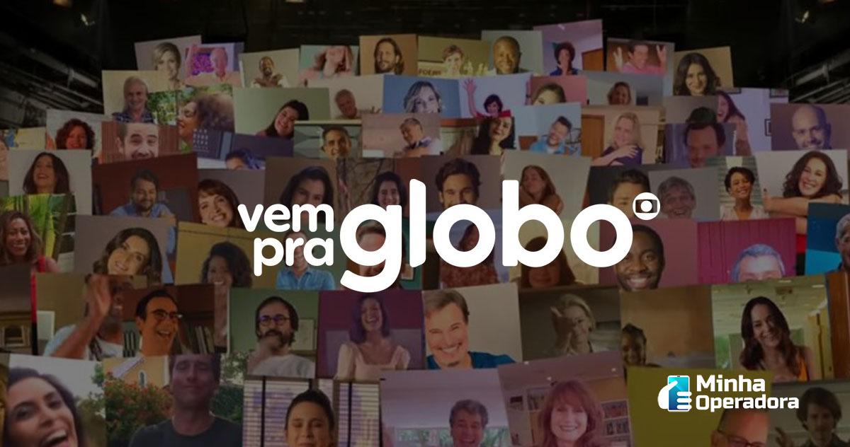 Divulgação Rede Globo