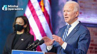 Biden pretende manter política de banimento da Huawei