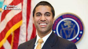 EUA: Ajit Pai deixa o cargo de presidente da FCC