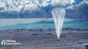 Loon: Alphabet desiste de oferecer banda larga por meio de balões